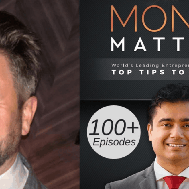 Money Matters Top Tips podcast featuring Founding Director of Revenue Ascend.com