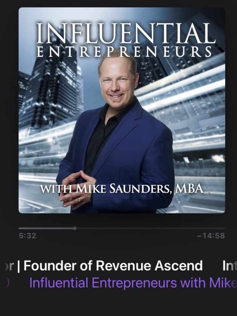 Influential Entreprenuers Jonathan Tuttle of Revenue Ascend